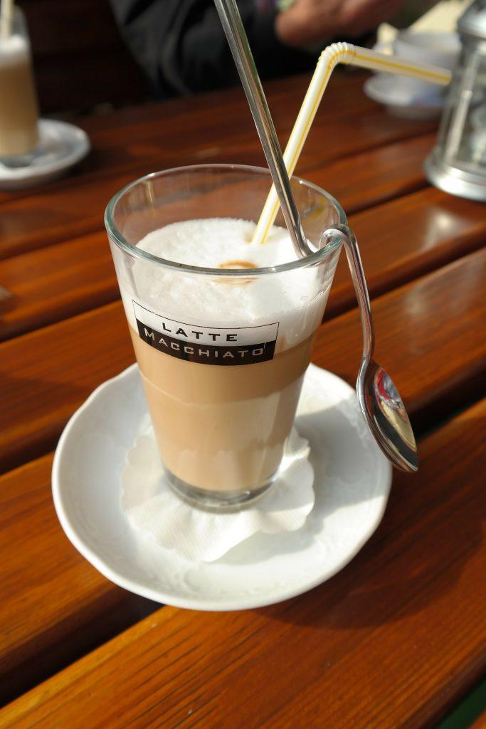 latte macchiato maken